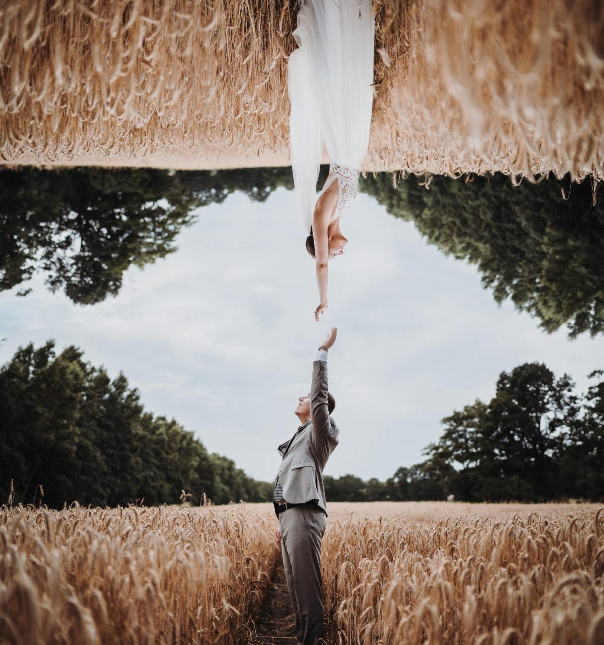 Hannover Hochzeitsfotografin Hof Frien
